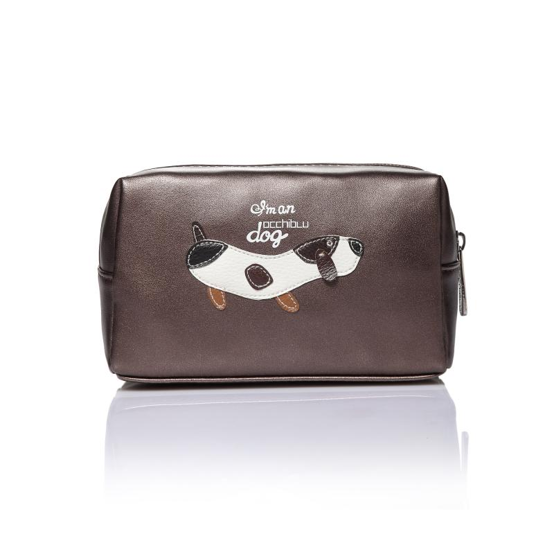 Pochette media Collezione DOG1 Metallic D107PO