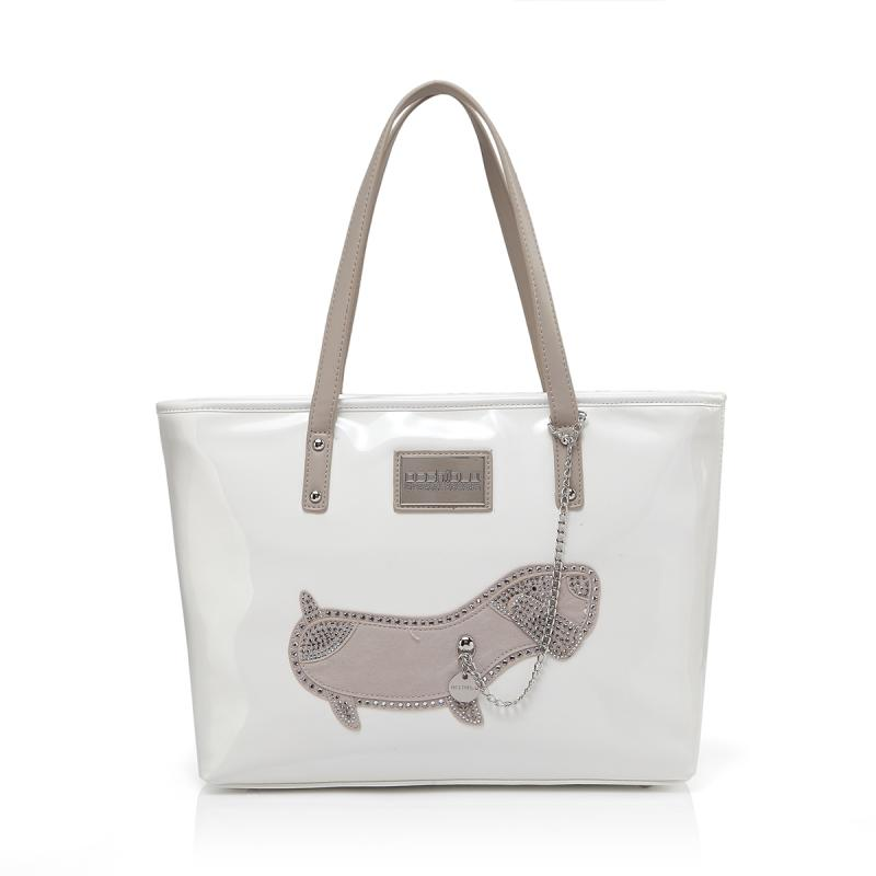 SHOPPING BAG SPECIAL EDITION DOG DS01BOBL