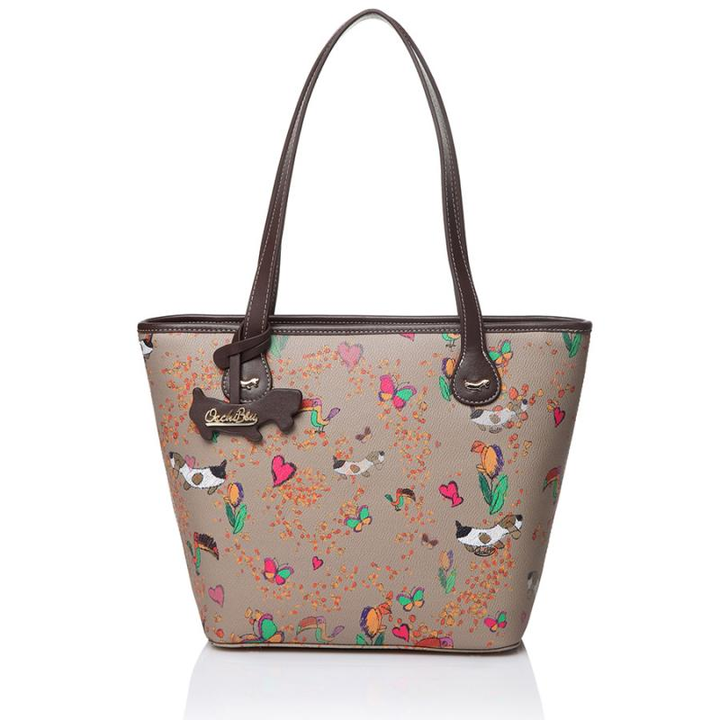 Shopping bag piccola Dogghissime Classic DC08BO